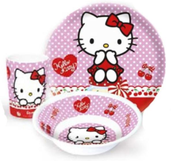 2d869ed11 Detská jedálenská súprava Hello Kitty 02