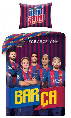 dd2570e4ec4a5 obliečky, detské obliečky, posteľné prádlo, posteľná bielizeň, navlecky,  navliecky. Detské bavlnené obliečky FC Barcelona 01 ...