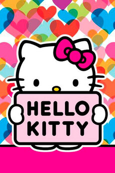 Froté Uterák Hello Kitty Mimi Love 40x60 cm