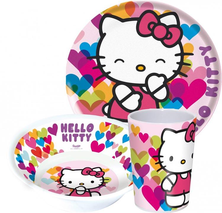 1268986f7 Hello Kitty jedálenská súprava 1