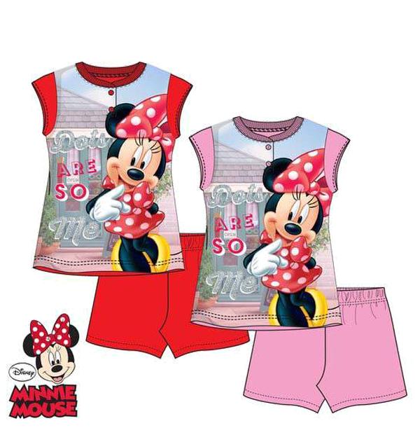 9f5b42f9f261 Minnie Mouse - Súprava Tričko a kraťasy