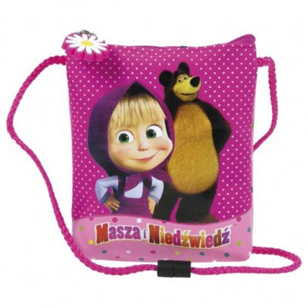a7db9029425e7 Peňaženka na krk Máša a Medveď. detské batôžky, detské batohy ...