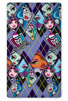 Plachta Monster High galery 90x200 cm