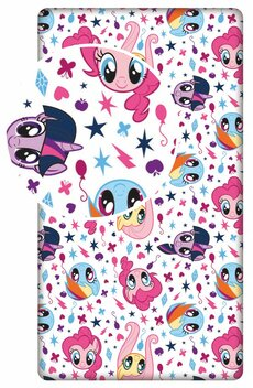 Plachta My Little Pony 086 90x200 cm