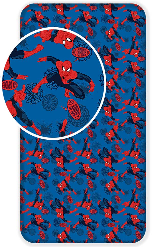 Plachta Spiderman 01 90x200 cm