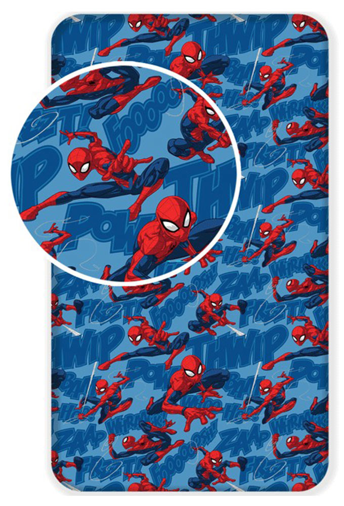 Plachta Spiderman 05 90x200 cm