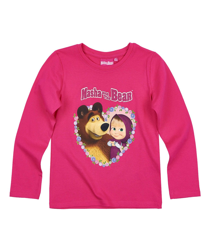 de9b0246c Tričko Máša a medveď s dlhým rukávom 8 tričko, dlhý rukáv, oblečenie,  trička, detske oblecenie
